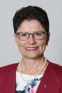 Portrait Maya Büchi-Kaiser