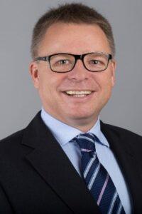 Portrait MArtin Huber, neuer Geschäftsleiter